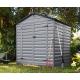 Skylight Palram 6´× 5´(163 × 187 cm) záhradný domček z polykarbonátu sivý