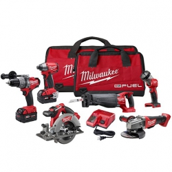 M18 CPP6A-502B Milwaukee M18 FUEL™ set aku náradia