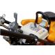 VD 24 NTC jednosmerná vibračná doska s motorom Honda GX160