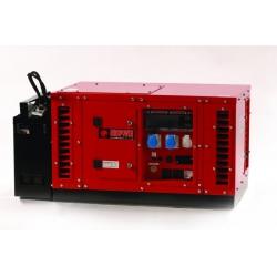EPS 6000E Europower jednofázová odhlučnená elektrocentrála s motorom Honda