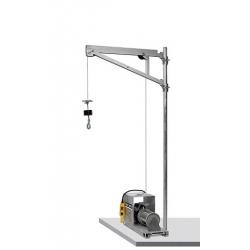 SPM 200 TCE TEA elektrický stavebný vrátok