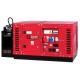 EPS 6000E s ATS EUROPOWER 1fázová odhlučnená elektrocentrála-záložný generátor