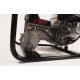 EP6000G Europower jednofázová plynová elektrocentrála s motorom Honda GX390