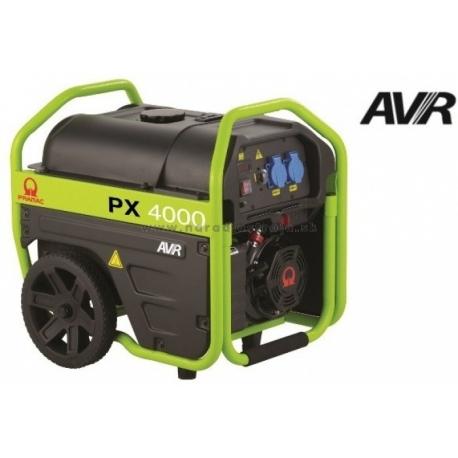 PX4000 Pramac jednofázová elektrocentrála s AVR / 230V 50Hz