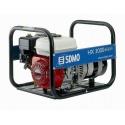 HX 3000 SDMO jednofázová elektrocentrála s motorom Honda