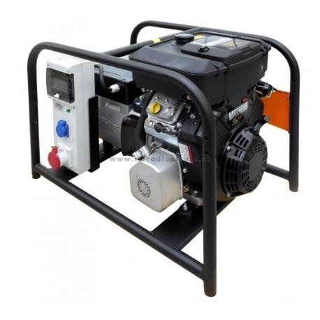 Grizzli 10032V Medved trojfázová elektrocentrála s AVR a motorom Vanguard