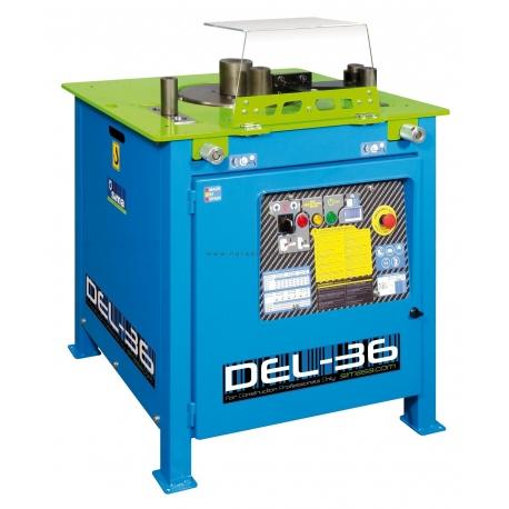 DEL-36 Sima ohýbačka stavebnej ocele, roxorov