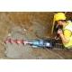 Elektrické vodorovné vŕtacie zariadenie do zeme