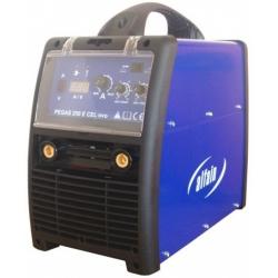 PEGAS 250E CEL ovo Alfa In invertor pre zváranie obalenou elektródou MMA a TIG