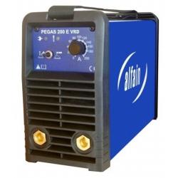 PEGAS 200 E VRD Alfa In invertor pre zváranie obalenou elektródou MMA a TIG