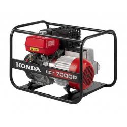 ECT 7000 P Honda trojfázová elektrocentrála s AVR