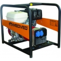 Arctos 8000 H AVR Medved jednofázová elektrocentrála s motorom Honda