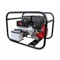 EP 4100E Europower jednofázová elektrocentrála s motorom Honda a el. štartom