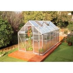 Multiline 6´× 12´ Palram polykarbonátový skleník (370 × 185 cm)