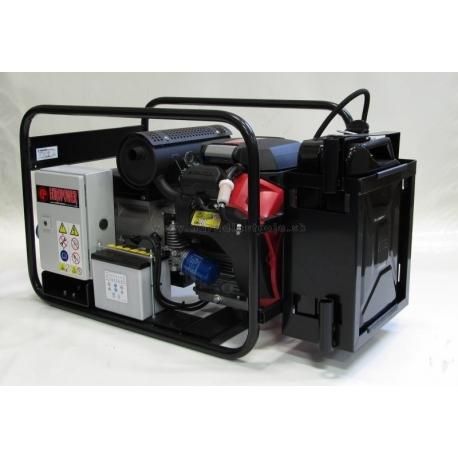 EP 10000E Europower jednofázová elektrocentrála s motorom Honda a el. štartom