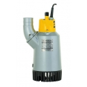 WEDA D30L Atlas Copco elektrické odvodňovacie čerpadlo - plavákový spínač