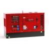 EPS 14 TDE Europower supertichá trojfázová elektrocentrála diesel s el. štartom