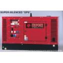 EPS 9 TDE Europower supertichá trojfázová elektrocentrála diesel s el. štartom