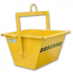 T-08 Boscaro ľahká výklopná nádoba pre stavebné vrátky