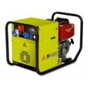 S6000T Pramac trojfázová diesel elektrocentrála s elektrickým štartom