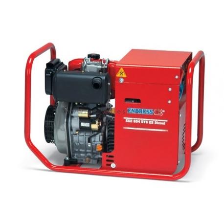 ESE604DYS ES DI Endress trojfázová diesel elektrocentrála s el. štartom