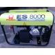 ES8000-3 AVR Pramac trojfázová elektrocentrála s motorom Honda GX390