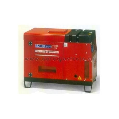 ESE704DYS GT ES ISO Endress trojfázová diesel elektrocentrála s elektrickým štartom