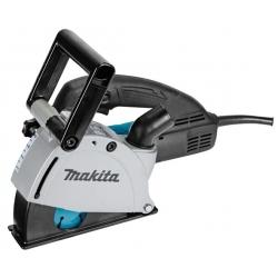 SG1251J Makita drážkovacia fréza na murivo + 2 ks kotúče 125mm