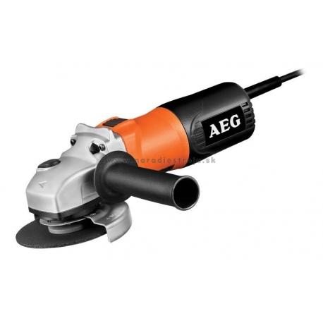 WS 6-115 AEG uhlová brúska 115 mm