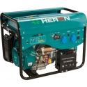 LPGG 50 Heron plynová elektrocentrála s AVR a el. štartom