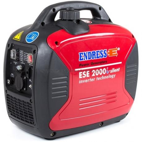 ESE 2000 T Silent Endress jednofázová, odhlučnená elektrocentrála