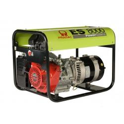 ES8000 AVR Pramac jednofázová elektrocentrála s motorom Honda