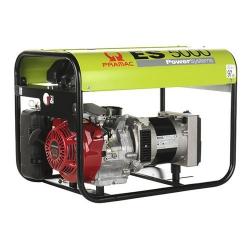 ES5000 AVR Pramac jednofázová elektrocentrála s motorom Honda