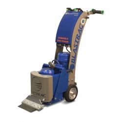 BS-110 Blastrac stroj na odstránenie lepených podlahových krytín