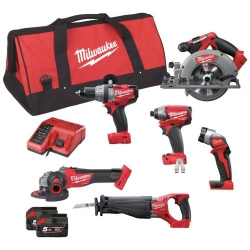 M18 FPP6A-502B Milwaukee M18 FUEL™ set aku náradia