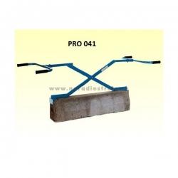 PRO041 nosič obrubníkov