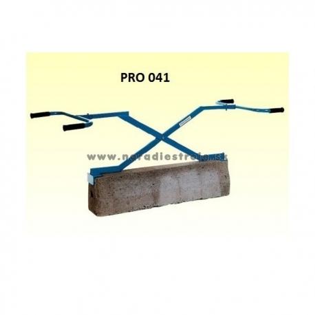PRO041 PROGRESSA nosič obrubníkov