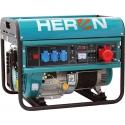 EGM 68 AVR-3 Heron benzínová rámová trojfázová elektrocentrála s AVR