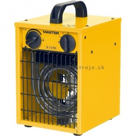 B 2 EPB Master elektrický ohrievač s ventilátorom profesionálny