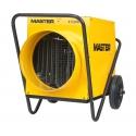 B18 EPR Master elektrický ohrievač s ventilátorom profesionálny