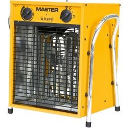 B9 EPB Master elektrický ohrievač s ventilátorom profesionálny