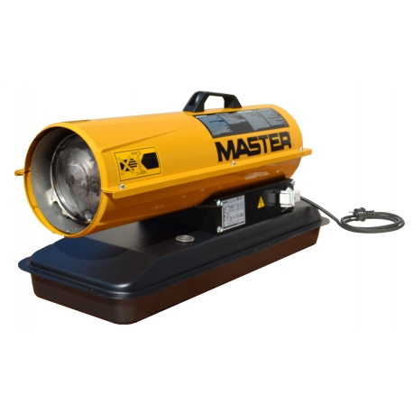 B 35 CEL Master ohrievač na naftu