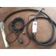 SPYDER PRO 230V 50 Enar vysokofrekvenčný profesionálny ponorný vibrátor