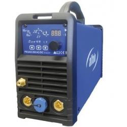 PEGAS 200 AC/DC Smart Alfa In zvárací invertor pre zváranie ocele, nereze, hliníku
