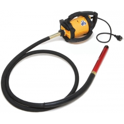 DINGO+TDX4m+AX38mm Enar mechanický ponorný vibrátor na vibrovanie betónu