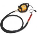 DINGO+TDX3m+AX40mm Enar mechanický ponorný vibrátor na vibrovanie betónu
