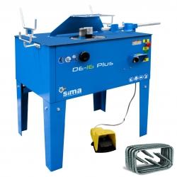 DE-16 Plus Sima ohýbačka stavebnej ocele-strmeňov