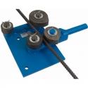 DR 25 Alba ručná ohýbačka roxorov, betonárskej ocele