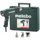 HE 23-650 Control Metabo horúcovzdušná pištoľ + 3 nadstavce