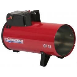 GP18M Biemmedue plynový ohrievač na propán-bután